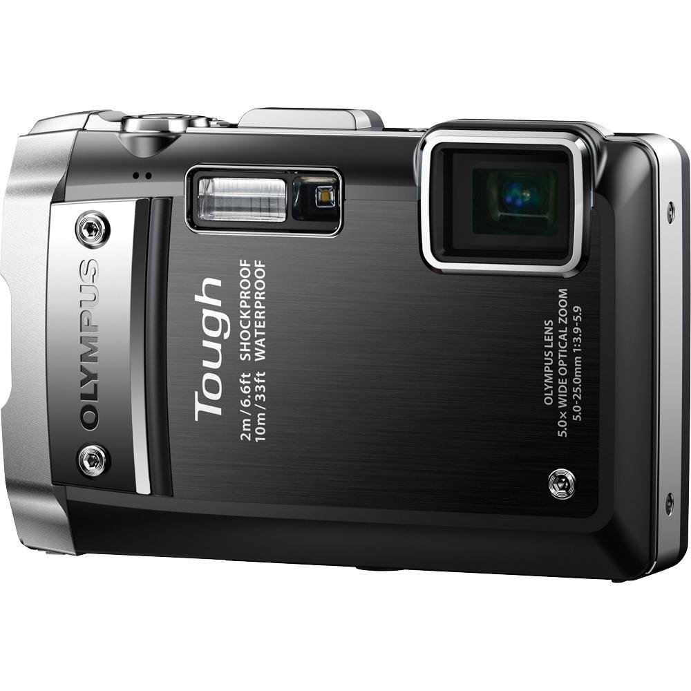 Amazon.com : Olympus TG-810 Tough 14 MP Waterproof Digital Camera ...