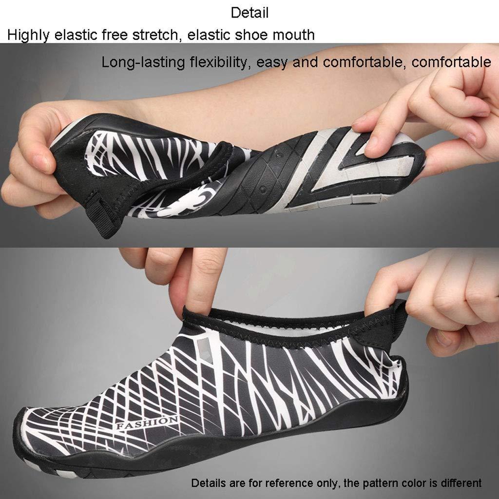 Color : Black, Size : 35 36 Sport & Freizeit QQSX Indoor
