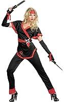 Disguise Women's Ninja Dragon Costume
