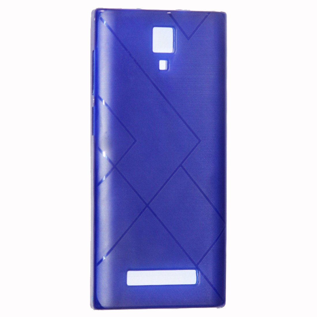 huge discount 06bac 9f041 Zaoma Matte Design Soft Silicon Back Cover for Micromax: Amazon.in ...