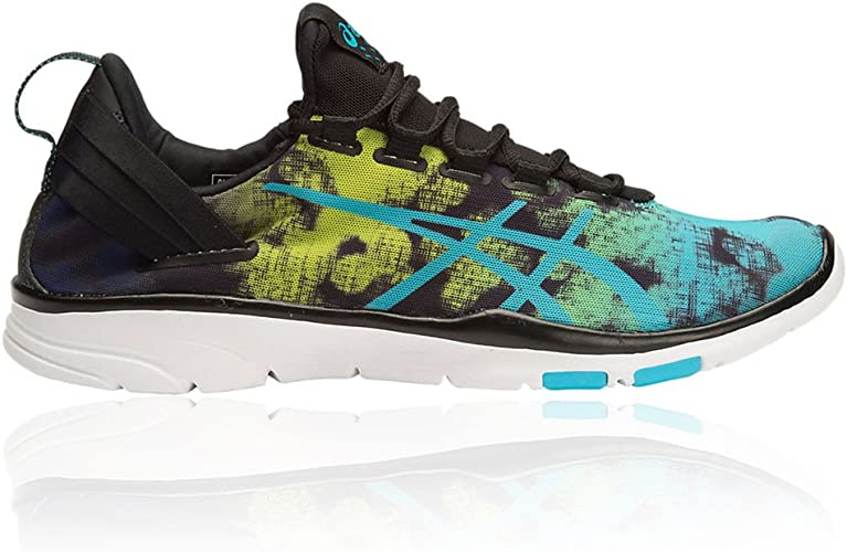 Asics Gel-fit Sana 2, Zapatillas de Gimnasia para Mujer: Amazon.es: Zapatos y complementos