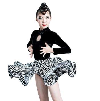 SMACO Disfraces Infantiles de Baile Latino niños Partido ...