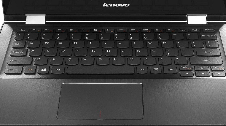Lenovo Yoga 300-11IBR - Ordenador portátil táctil convertíble 11.6