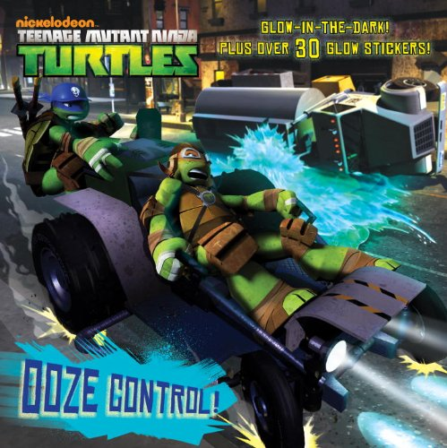 Ooze Control (Teenage Mutant Ninja Turtles) (Glow-in-the-Dark Pictureback) (Pictureback(R))