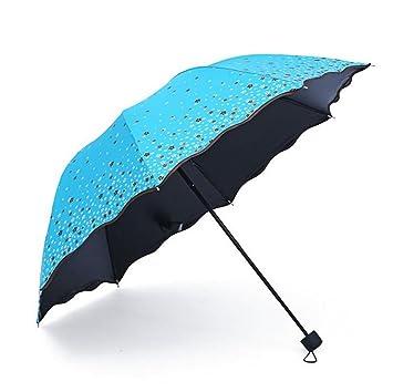 Ultraligero En Miniatura Paraguas UV Solar Para Aumentar,F