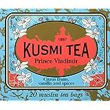 Kusmi Tea,PRINCE VLADIMIR, 20 Muslin Tea Bags