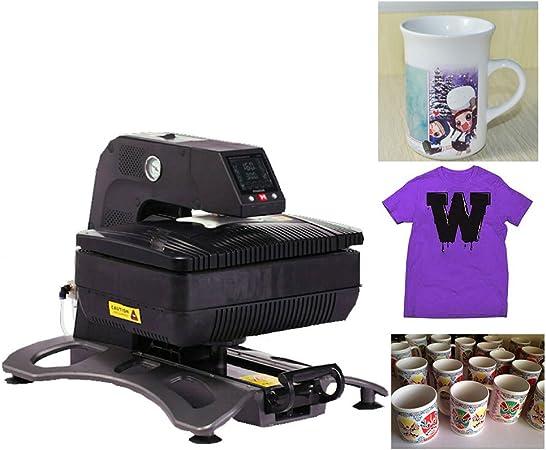 Máquina Impresora inteligente multifunción transferencia de cálido ...