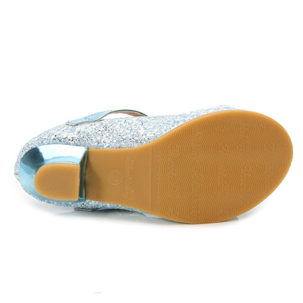 homme / de femme de / pearl labiti princesse filles sandales bowknot strass, bonnes chaussures de danse de bloquer notre réputation mondiale talons bas - capacité de maintena nce de bi ens gv2 2541 vadans le monde 569563