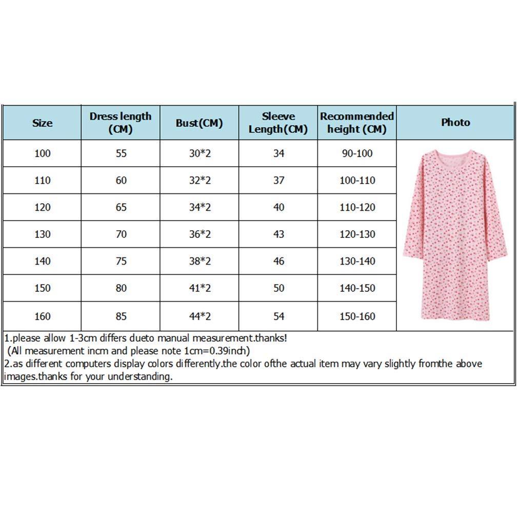 Italian Fashion IF M/ädchen Nachthemd IFS18011