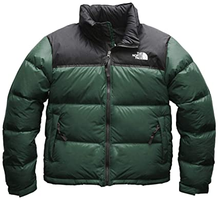 01e899451e The North Face 1996 Retro Nuptse Jacket - Women s Botanical Garden Green  X-Large