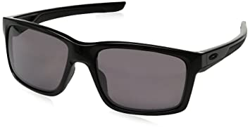 7c4d545ad6 Oakley Men s Mainlink Non-Polarized Iridium Rectangular Sunglasses ...