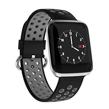 TDOR Smartwatch Hombre Reloj Inteligente Deportivo Android ...