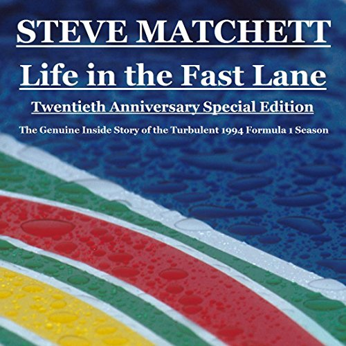 Life in the Fast Lane: 20th Anniversary Special Edition cover