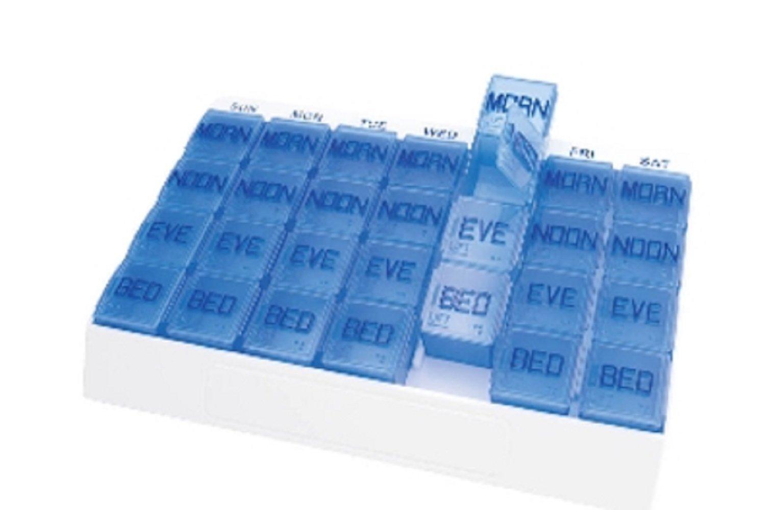Medi Tray - Pill Organizer - 7 Day - 48/Case