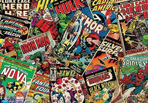 Grupo Erik TSEH212 Sottomano scrivania  Marvel Comics
