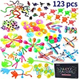 Party Favors 100 PCS Amy&Benton Carnival Prizes Pinata Filler Toy Assortment for Birthday