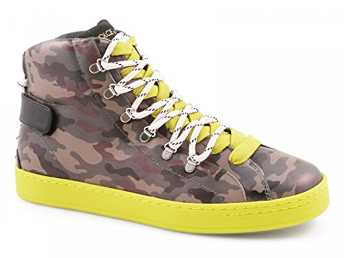 2b54d4f75ac4a Dolce & Gabbana sneakers in Camouflage Calf leather (Mens: 8 UK ...