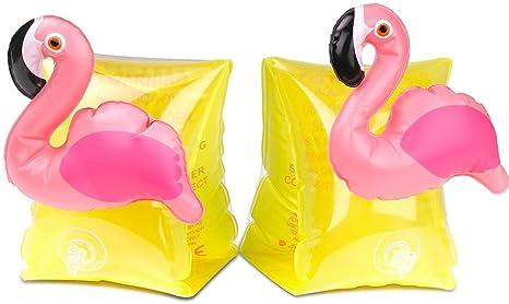 Brazalete hinchable para natación con alas de agua flotantes de ...