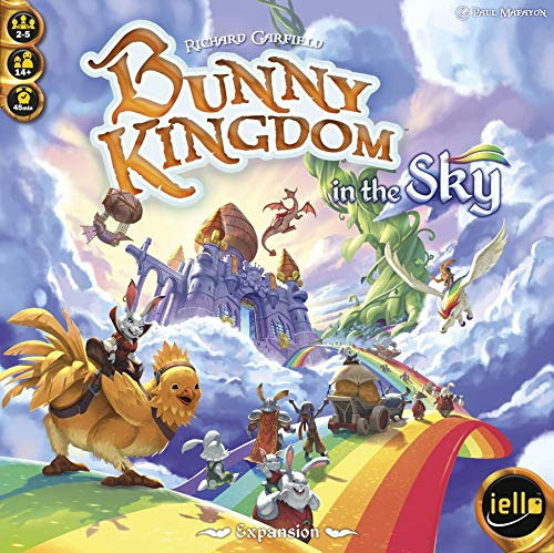 IELLO Bunny Kingdom: in The Sky Bunny Kingdom]()