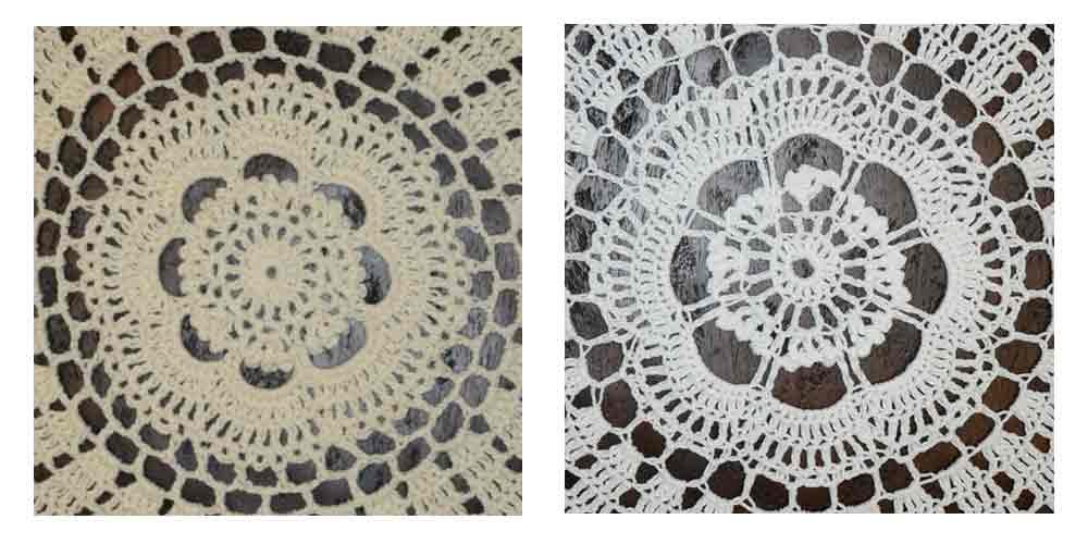 Amazon Tcc Handmade Crochet Lace Tablecloth 100 Cotton