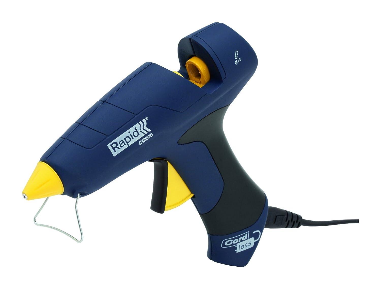 40302994 Rapid B/âton de colle /Ø12mm Pour le bricolage et l/'artisanat Pistolet /à colle 250W CG270