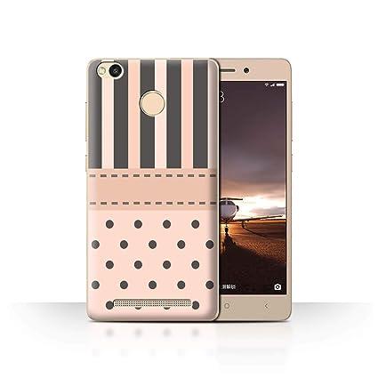Amazon.com: eSwish REDMI3P - Carcasa para teléfono móvil ...