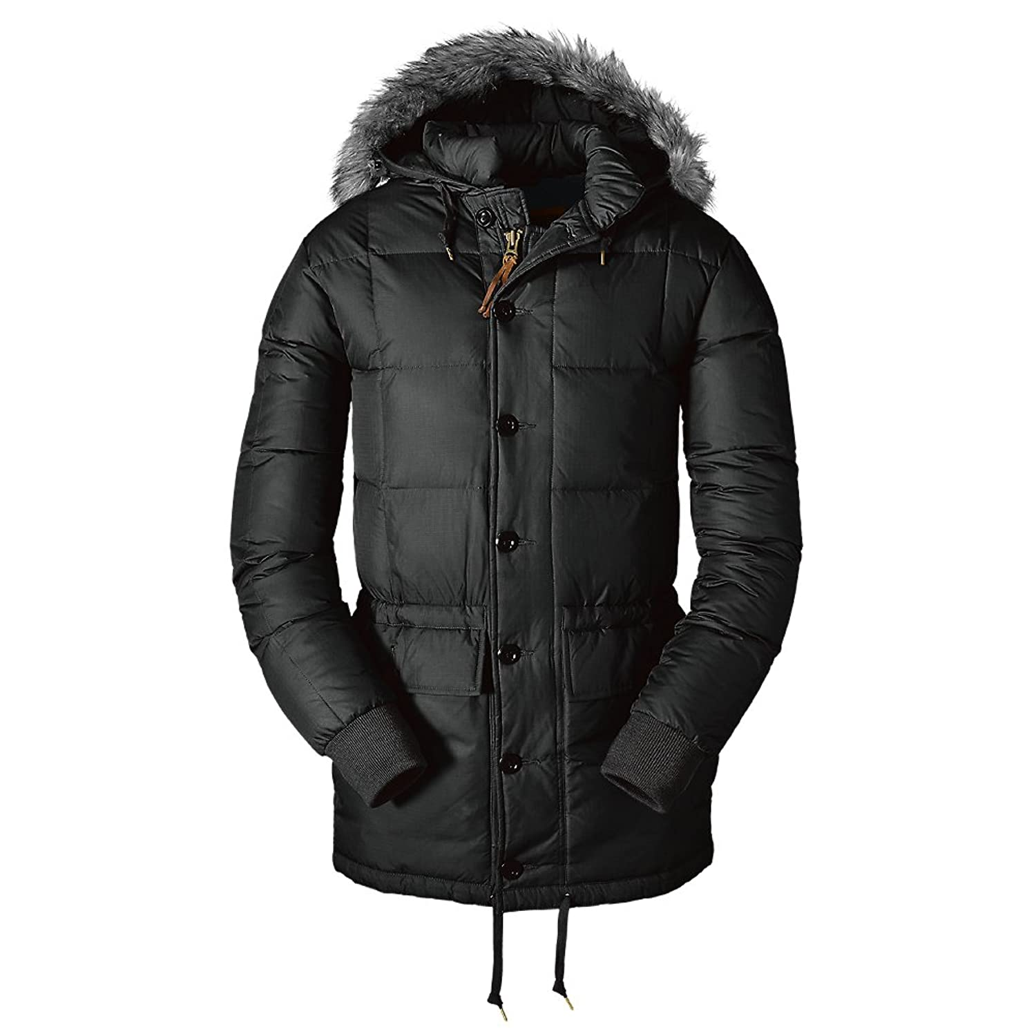 Ed Bauer Men s Noble Down Parka at Amazon Men s Clothing store