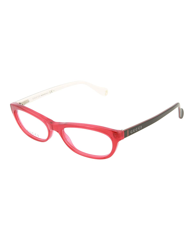eb6ed7f92693 Gucci gg 5007/c - 47F, Designer Eyeglasses Caliber 46: Amazon.co.uk: Shoes  & Bags