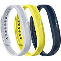 Fitbit Unisex Flex 2 Akseuar Band Flex2 3 Adet Band