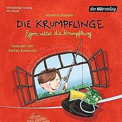 Egon rettet die Krumpfburg (Die Krumpflinge 5)