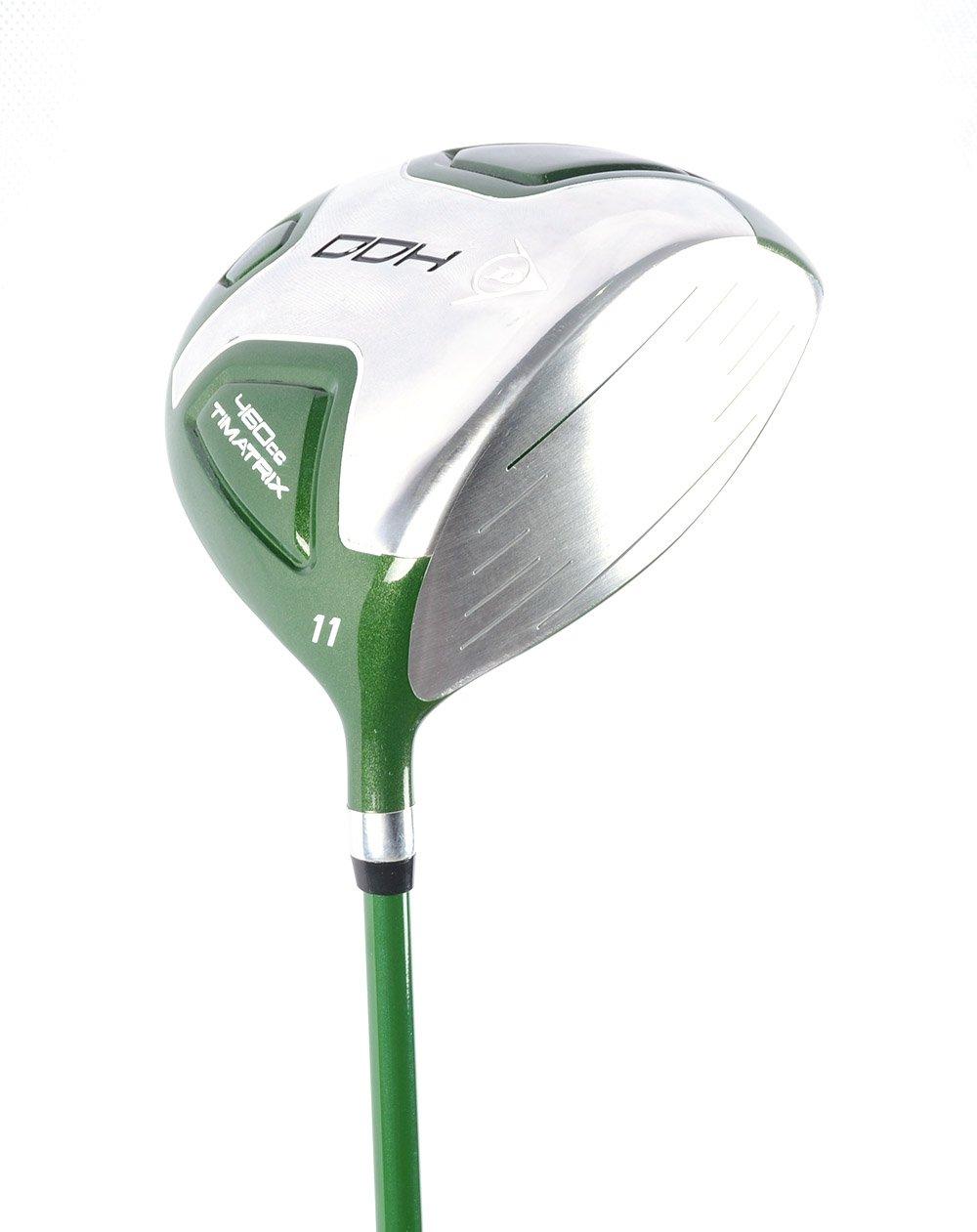 Dunlop DDH # 1-11 grado verde metálico conductor, grande ...