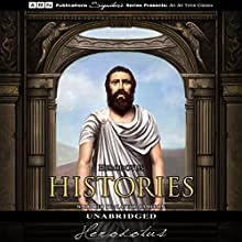 Histories Audiobook by Herodotus Narrated by Alastair Cameron