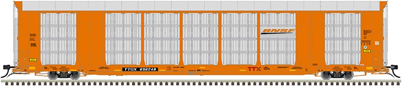 BNSF Gunderson Multi-Max Enclosed Auto Rack #696240