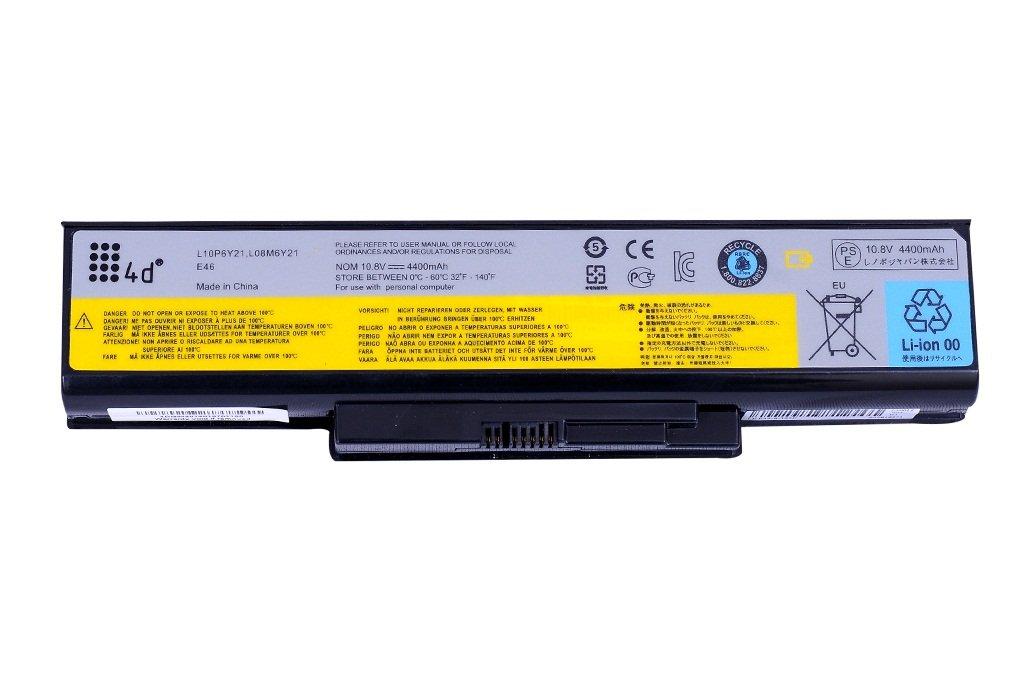 4d Laptop Battery for Lenovo E46 K46 E46A K46A E46L E46G E46