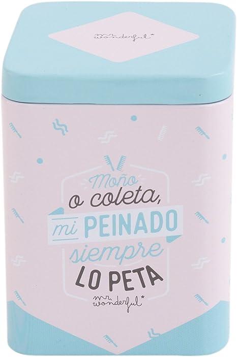 Mr. Wonderful WOA08654ES - Caja: Amazon.es: Bebé