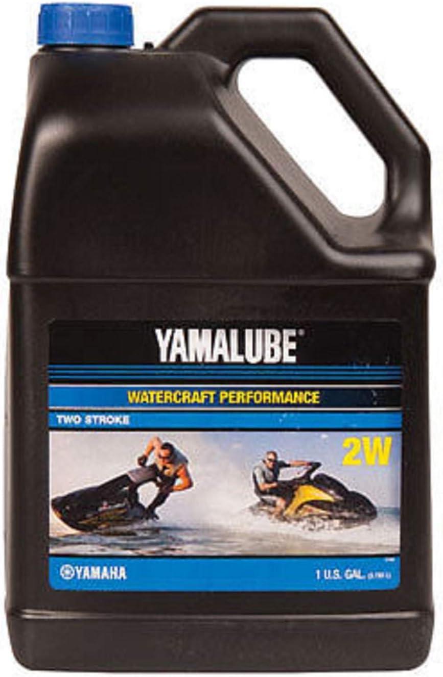 Yamaha Yamalube 2-W 2-Stroke Waverunner Performance Oil One Gallon