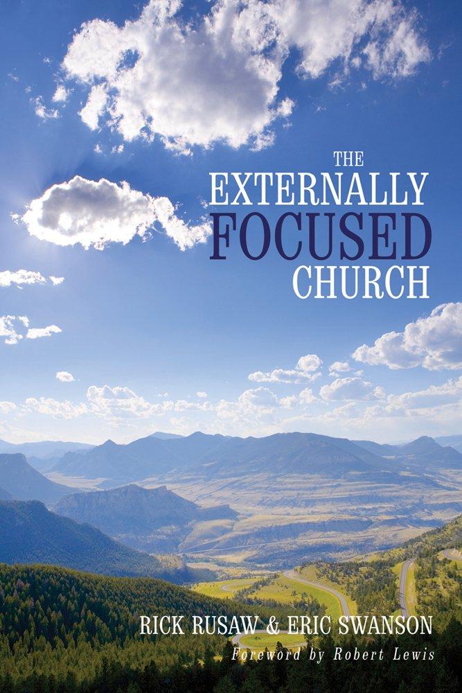 The Externally Focused Church pdf epub