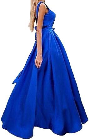 Elegante kleider fur hochzeit blau