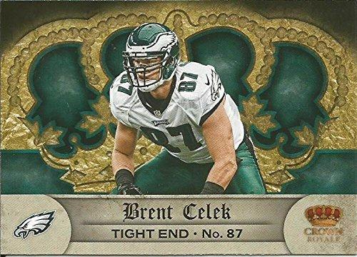 2012 Crown Royale Retail #113 Brent Celek NM-MT Eagles