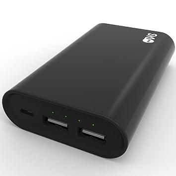 Slim Power bank- este 3600 mAh Thin USB externa Batería es un Cargador portátil universal para todos los teléfonos móviles como iPhone – Samsung – ...