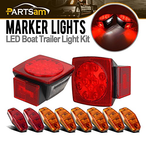 Spec Led Tail Lights - 6