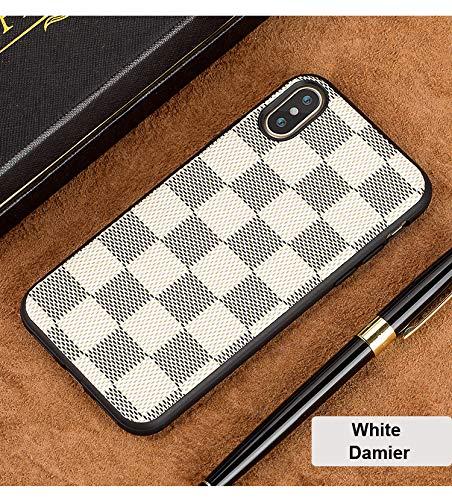 buy online 5355a 20a09 Amazon.com: iPhone Xs Luxury Designer Case, iPhone LV Monogram ...