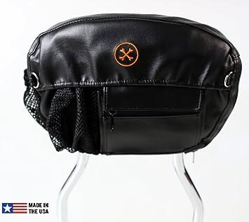 The Bone/® Double Impact Rider Backrest Pocket