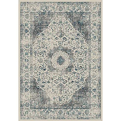 Amazon Com Safavieh Evoke Collection Evk220d Vintage Oriental Grey