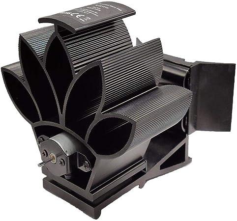 Ventilateur de cuisinière électrique 5 ventilateurs Ventilateur de poêle FR