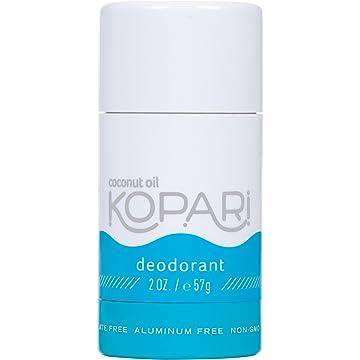 powerful Kopari Aluminum-Free Deodorant