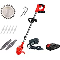 800W 24V Garden Strimmers Cordless Line Trimmer Whipper Snipper Electric Li-Ion Cordless Garden Tool