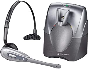 Plantronics CS55 Wireless Headset System - Lifter Not Included (Renewed)