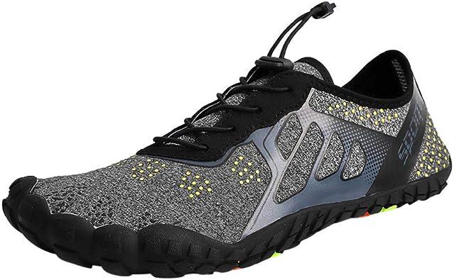 FAMILIZO Zapatillas Mujer Running Zapatillas Deportivas De Mujer Sneakers Women Primavera Unisex Rápido-Dry Zapatos De Agua Piscina Bañador Zapatos Creek Diving Zapatos: Amazon.es: Zapatos y complementos