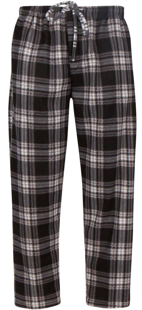 Premium Lounge Pants For Men - Luxurious Coral Fleece - Adjustable Size  product image d985b5628